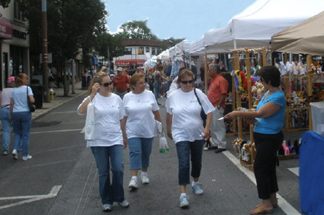 Rockville Center Street Fair